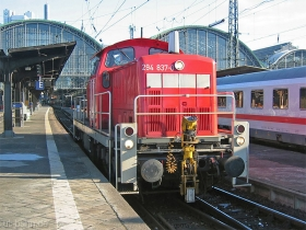 DB | 294 837-0 | Frankfurt Hbf | 25.01.2007 | (c) Uli Kutting