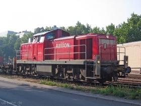 DB | 294 859-4 | Mainz / Hafen | 23.08.2006 | (c) Uli Kutting