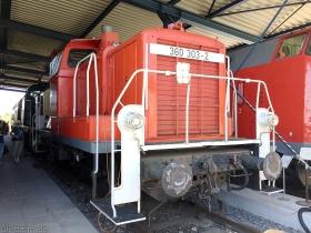 DB | 360 303-2 | DB Museum Koblenz | 14.06.2015 | (c) Uli Kutting