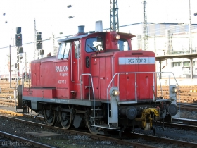 DB | 362 797-3 | Frankfurt Hbf | 25.01.2007 | (c) Uli Kutting