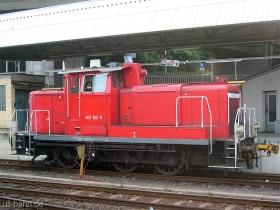 DB | 363 152-0 | Koblenz Hbf | 5.08.2006 | (c) Uli Kutting