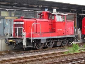 DB | 363 189-2 | Koblenz Hbf | 31.05.2006 | (c) Uli Kutting