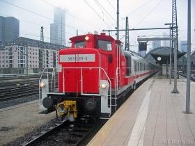 DB | 363 220-5 | Frankfurt Hbf | 8.02.2007 | (c) Uli Kutting