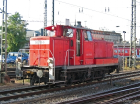 DB | 363 710-5 | Koblenz Hbf | 6.09.2006 | (c) Uli Kutting