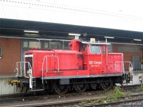 DB | 363 723-8 | Koblenz Hbf | 11.11.2006 | (c) Uli Kutting