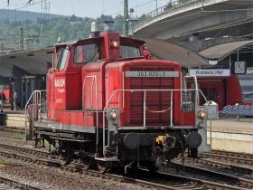 DB | 363 829-3 | Koblenz Hbf | 5.06.2007 | (c) Uli Kutting