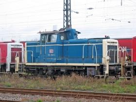 DB | 364 569-4 | Bischofsheim | 6.12.2006 | (c) Uli Kutting