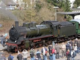 "DB | P8 2455 | ""Posen"" | Gerolstein | 4.04.2010 | (c) Uli Kutting"
