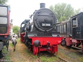DB | 38 3999 | Eisenbahnmuseum Darmstadt-Kranichstein | 17.09.2005 | (c) Uli Kutting