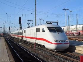 DB AG | 401 019-5 | Frankfurt Hbf | 23.01.2007 | (c) Uli Kutting
