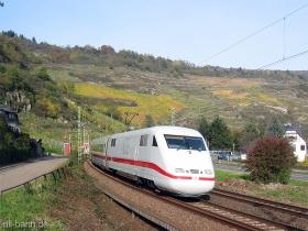 DB AG | 401 064-1 | Oberwesel | 10.11.2006 | (c) Uli Kutting