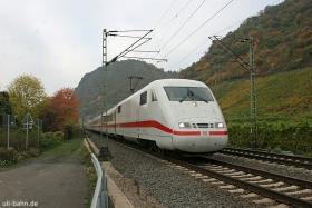 DB AG | 401 503-1 | Leutesdorf | 27.10.2015| (c) Uli Kutting