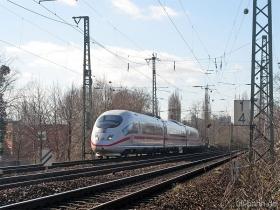 DB AG | 403 314-8 | Mainz Mombach | 15.02.2007 | (c) Uli Kutting