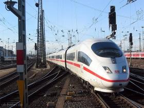 DB AG | 403 520-0 | Frankfurt Hbf | 23.01.2007 | (c) Uli Kutting