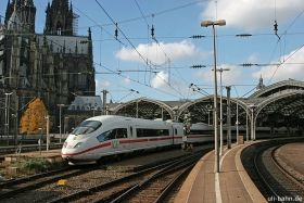 DB AG | 406 503-3 | Köln Hbf | 29.10.2015 | (c) Uli Kutting