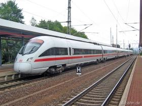 DB AG | 411 002-9 | Eisenach | 12.08.2006 | (c) Uli Kutting