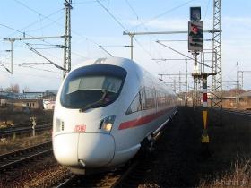 "DB AG | 411 005-2 | ""Dresden"" | Gotha Hbf | 2.12.2006 | (c) Uli Kutting"
