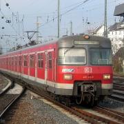 DB Triebzüge in Deutschland