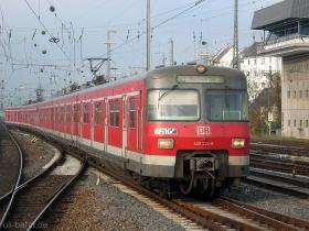 DB | 420 224-8 | Mainz Hbf | 27.11.2006 | (c) Uli Kutting