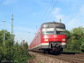 DB | 420 276-8 | Mainz Kostheim | 14.09.2006 | (c) Uli Kutting