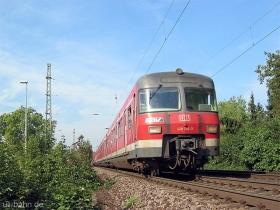 DB | 420 702-3 | Mainz Kostheim | 14.09.2006 | (c) Uli Kutting