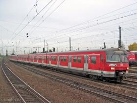 DB | 420 717-1 | Mainz Hbf | 6.12.2006 | (c) Uli Kutting