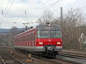 DB | 420 911-0 | Wiesbaden-Biebrich | 2.03.2007 | (c) Uli Kutting