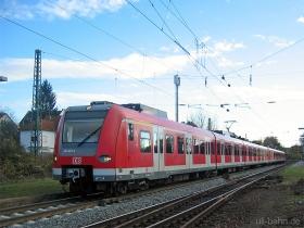 DB AG | 423 029-8 | Wiesbaden-Biebrich | 22.11.2006 | (c) Uli Kutting