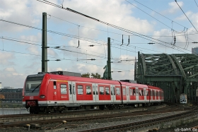 DB AG | 423 197 | Köln Hbf | 29.10.2015 | (c) Uli Kutting