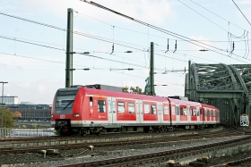 DB AG | 423 257 | Köln Hbf | 29.10.2015 | (c) Uli Kutting