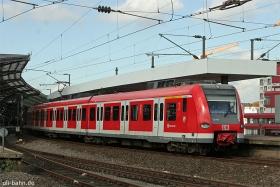 DB AG | 423 798 | Köln Hbf | 29.10.2015 | (c) Uli Kutting