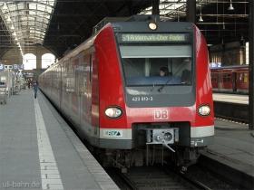 DB AG | 423 913-3 | Wiesbaden Hbf | 19.04.2007 | (c) Uli Kutting