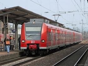 DB AG | 425 030-4 | Neuwied | 17.03.2010 | (c) Uli Kutting
