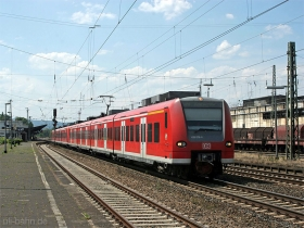 DB AG | 425 070-0 | Neuwied | 2.07.2008 | (c) Uli Kutting