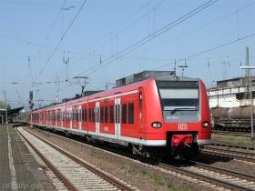 DB AG | 425 105-4 | Neuwied | 20.04.2009 | (c) Uli Kutting