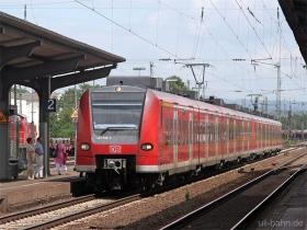 DB AG | 425 539-4 | Neuwied | 13.07.2007 | (c) Uli Kutting