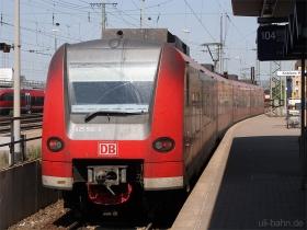 DB AG | 425 592-3 | Koblenz Hbf | 11.07.2007 | (c) Uli Kutting