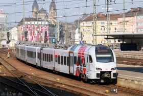 DB  | 429 108-4 | Koblenz Hbf | 15.02.2015 | (c) Uli Kutting