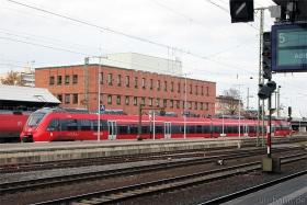 DB AG | 422 205 | Koblenz Hbf | 25.01.2015 | (c) Uli Kutting
