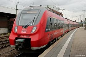 DB AG | 422 703 | Koblenz Hbf | 16.10.2015 | (c) Uli Kutting