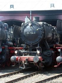 DB | 51 724-3 | Südwestfälisches Eisenbahnmuseum Siegen | 12.08.2007 | (c) Uli Kutting
