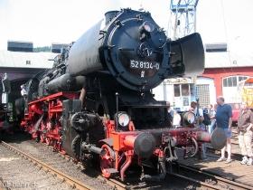 DB | 52 8134-0 | Südwestfälisches Eisenbahnmuseum Siegen | 12.08.2007 | (c) Uli Kutting