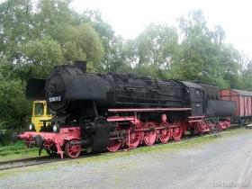 DR | 52 8171-s | Lohmühle (Tambach-Dietharz) | 8.09.2007 | (c) Uli Kutting