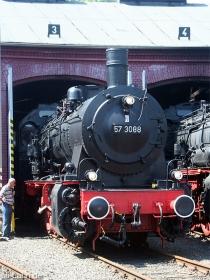 DB | 57 3088 | Südwestfälisches Eisenbahnmuseum Siegen | 12.08.2007 | (c) Uli Kutting