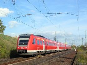 DB AG | 612 001-8 | Gau-Algesheim | 10.11.2006 | (c) Uli Kutting