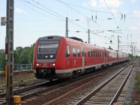DB AG | 612 023-2 | Gotha Hbf | 9.06.2007 | (c) Uli Kutting
