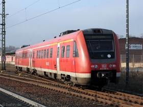 DB AG | 612 036-4 | Gotha Hbf (?) | - | (c) Uli Kutting