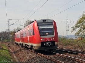 DB AG | 612 138-8 | Ingelheim | 5.04.2007 | (c) Uli Kutting