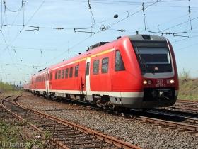 DB AG | 612 145-3 | Gau-Algesheim | 16.04.2007 | (c) Uli Kutting