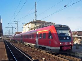 DB AG | 612 176-8 | Gotha Hbf | 26.12.2006 | (c) Uli Kutting